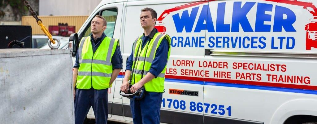 Walker Crane Services Ltd